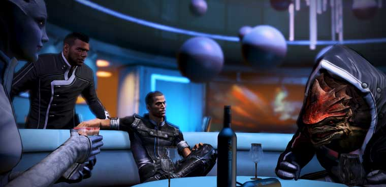 Mass Effect 4 PS3 PC Xbox 360