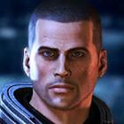 Mass Effect Trilogy - Commander Shepard