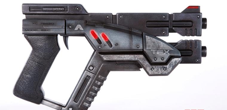 Pistola Predator Mass Effect 3