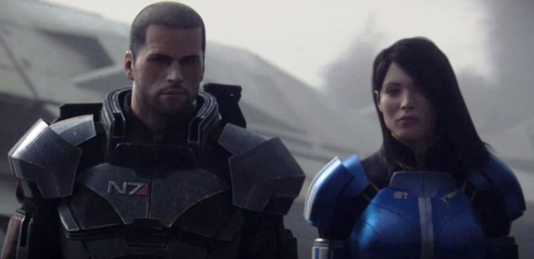 Mass Effect 3 - Take Earth Back - Wii U