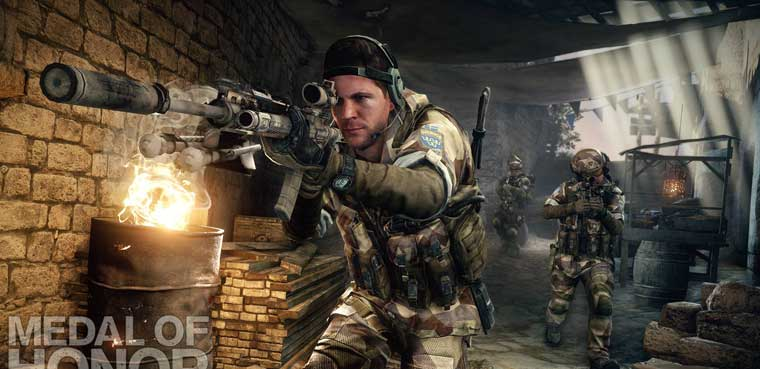 Medal of Honor-PS3-PC-Xbox 360