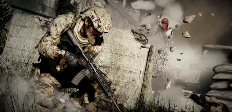 Medal of Honor EA PS3-PC-Xbox 360
