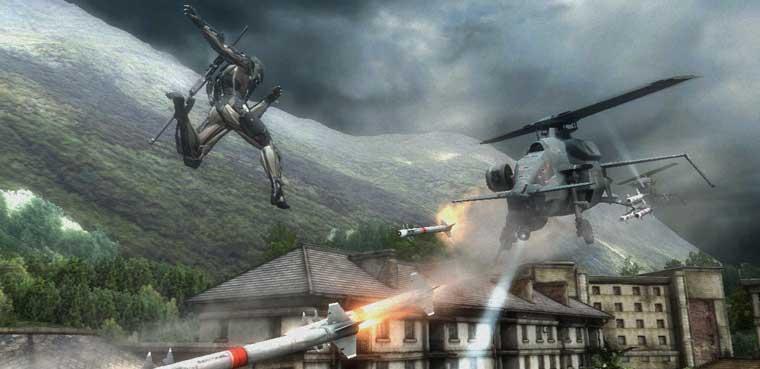 Análisis: 'Metal Gear Rising Revengeance' para Xbox 360