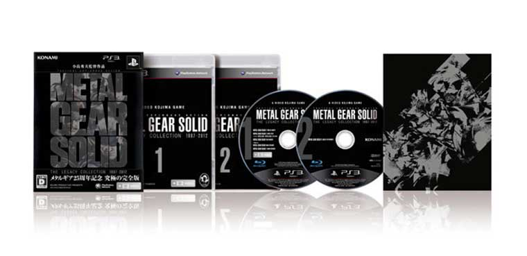 Metal Gear Solid: Legacy PS3