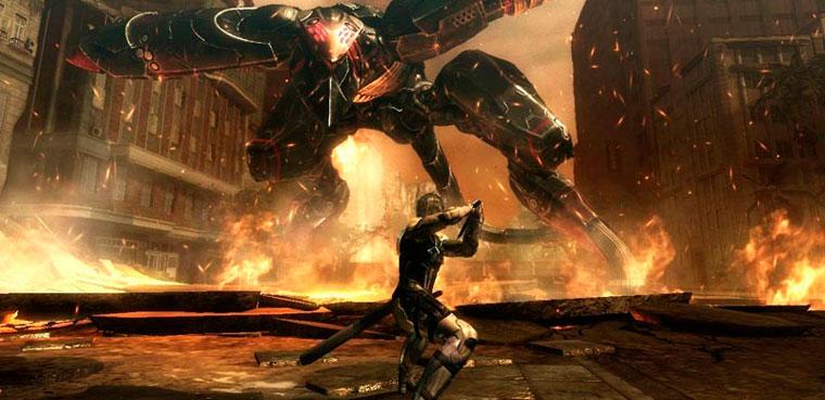 Metal Gear Rising: Revengeance - ¿Podría salir para PC?