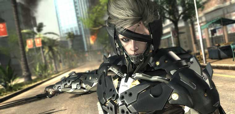 Metal Gear Rising: Revengeance-PS3-Xbox 360.