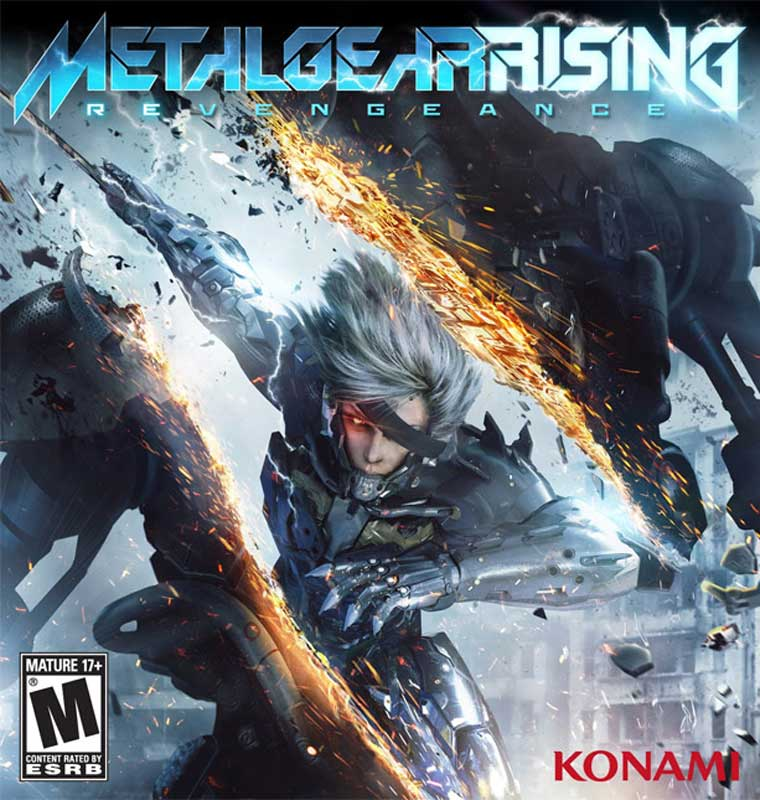 Metal Gear Rising: Revengeance-PS3-Xbox 360