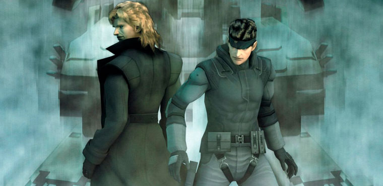 Metal Gear Solid - PSX y GameCube