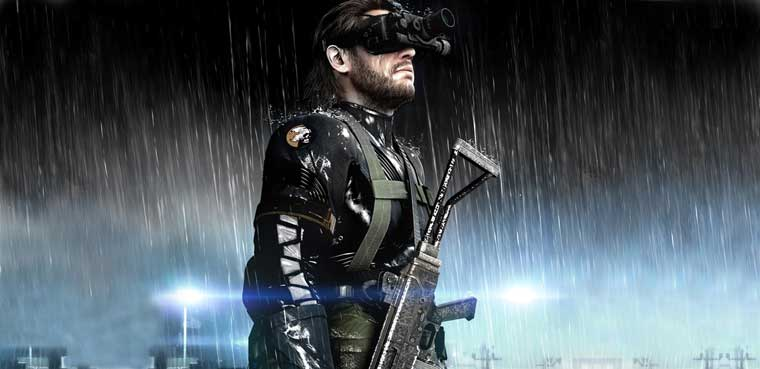 Metal Gear Solid Ground Zeroes-PS3-Xbox 360