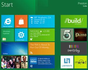 Microsoft Windows 8 Metro