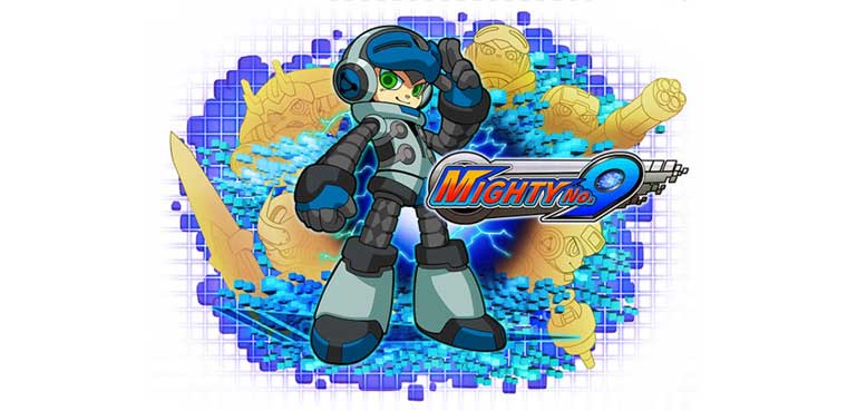 Mighty No. 9 Mega Man