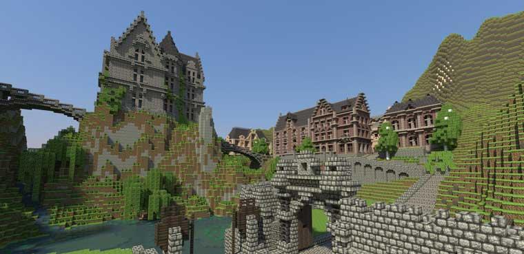 Minecraft para PC, iOS, Android, Mac y Xbox 360