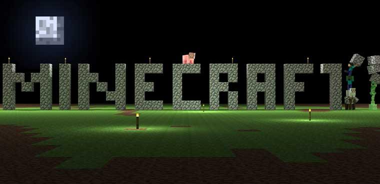 Minecraft-Xbox 360