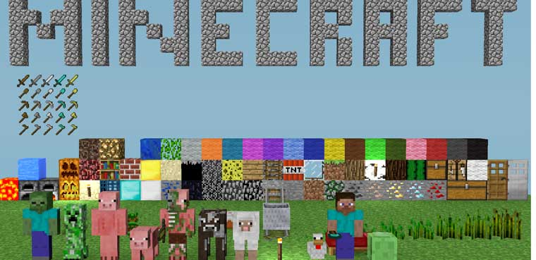 Minecraft-iOS-Android-Mac-PC-Xbox 360
