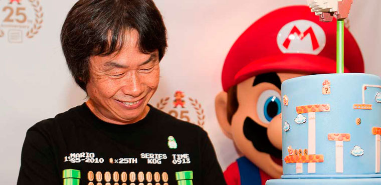 Nintendo abre el E3 con Shigeru Miyamoto / Wii U
