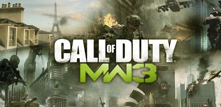 El primer DLC para Modern Warfare 3 disponible el 28 de febrero
