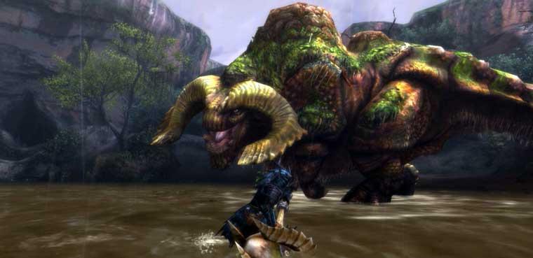 Monster Hunter 3 Ultimate-3DS-Wii U