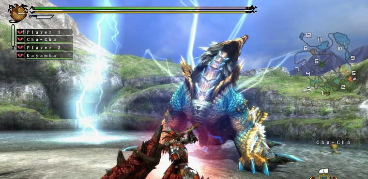 Monster Hunter 3 Ultimate-3DS-Wii U