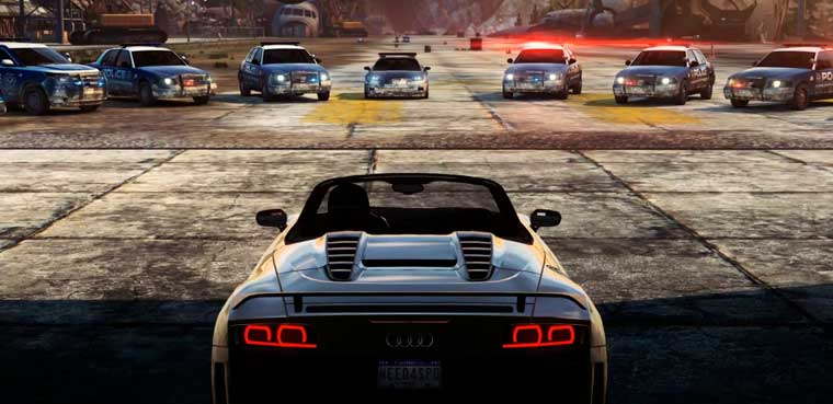 Need for Speed Most Wanted para PC, PS3 y Xbox 360