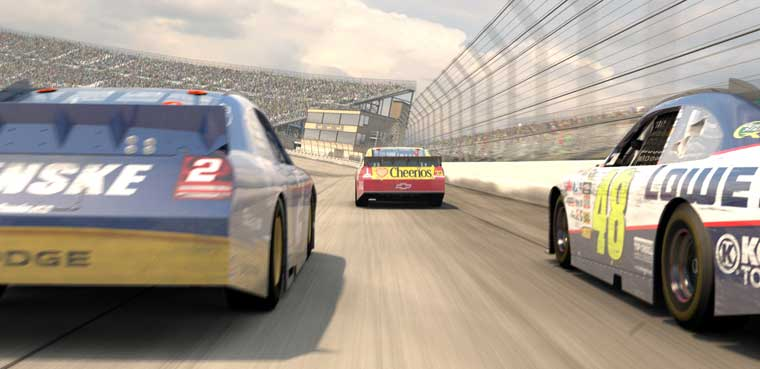NASCAR The Game: Inside Line - PS3, Wii y Xbox 360