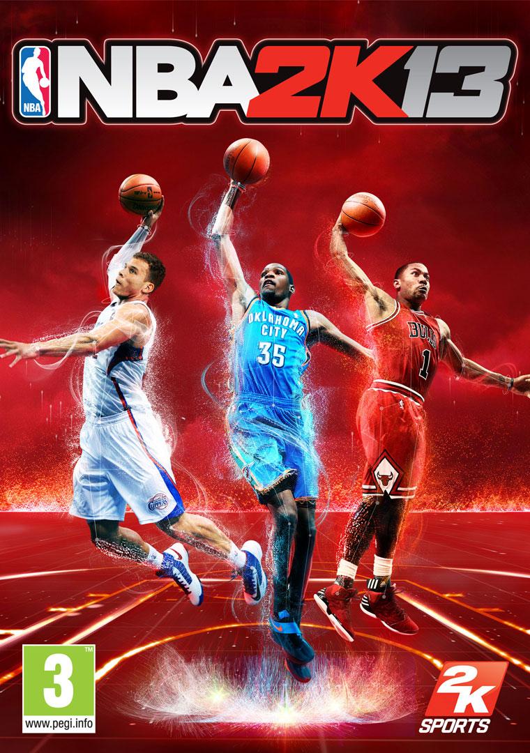 NBA 2K13-PS3-PSP-PC-Wii U-Wii-Xbox 360