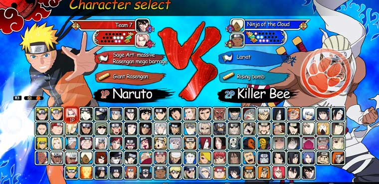 Naruto Shippuden: Ultimate Ninja Storm 3-PS3-Xbox 360