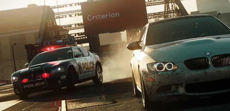 Need for Speed: Most Wanted-PS3-Xbox 360-PS Vita-iOS-Android-PC