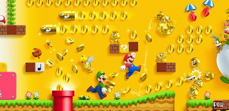 New Super Mario Bros. 2 - 3DS y Wii U