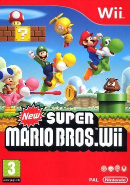 New Super Mario Bros Wii: Superadas las 10 millones de copias vendidas