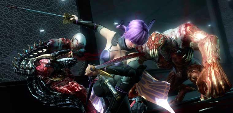 Ninja Gaiden 3: Razor's Edge-PS3-Xbox 360-Wii U