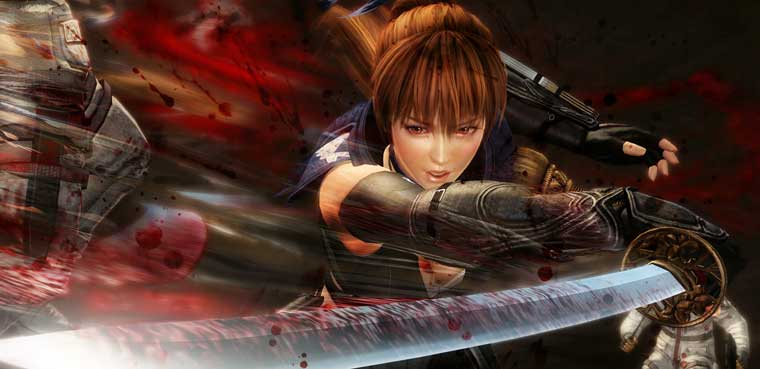 Ninja Gaiden 3-Wii U
