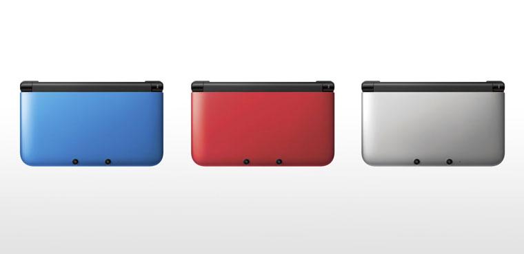 Nintendo 3DS XL arrasa en Japón