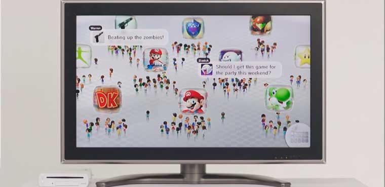 Miiverse - La red social de Nintendo