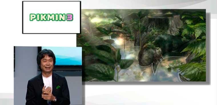 Pikmin 3 - Para Wii U
