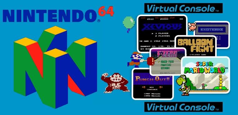 Nintendo64, en WiiU
