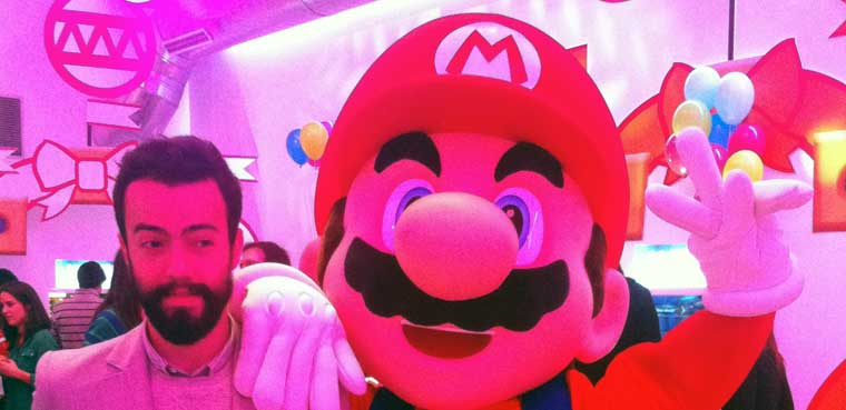 Infiltrándome en la industria: Nintendo (Omar Álvarez)