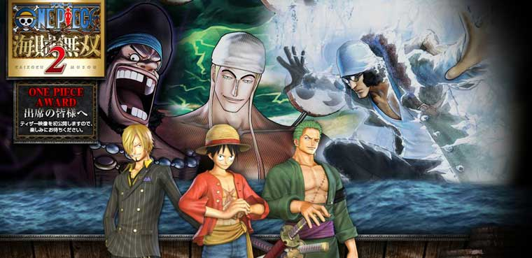 One Piece: Pirate Warriors 2-PS3-PS Vita