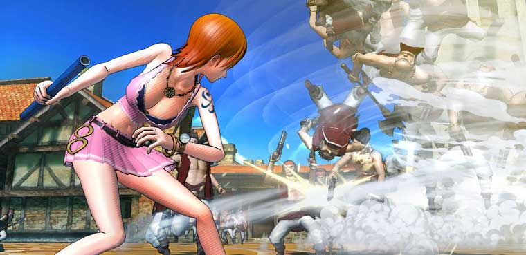 One Piece: Pirate Warriors 2-PS3