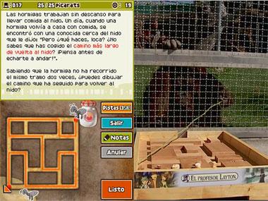 Puzzle Layton - Dahi