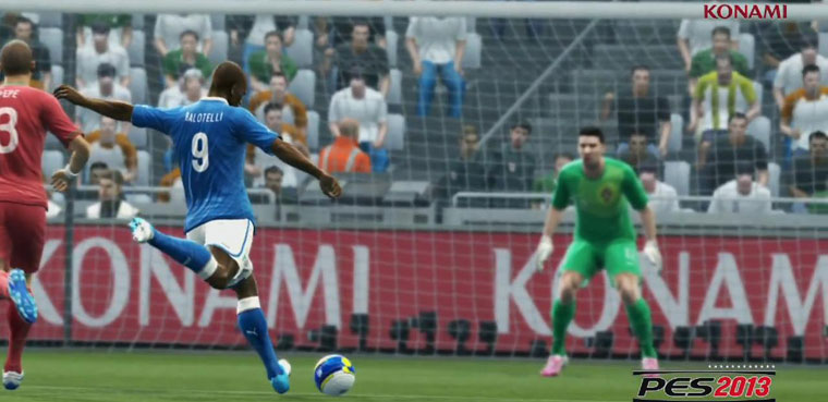 PES 2013-3DS-PS2-PS3-PSP-PS Vita-Wii-Xbox 360-PC