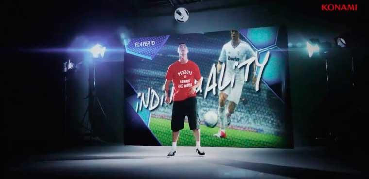 Pro Evolution Soccer 2013 - Demo 25 de julio