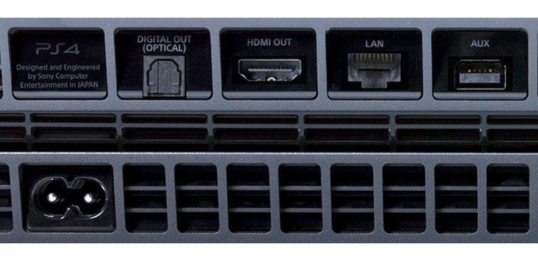 50 horas de los conectores PS4 LAN