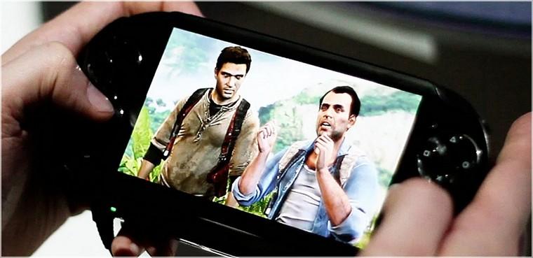 Uncharted para PS Vita