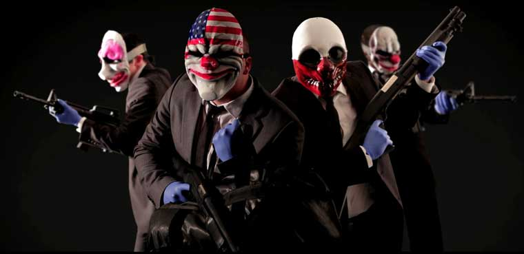 Payday 2-PS3-PC-Xbox 360