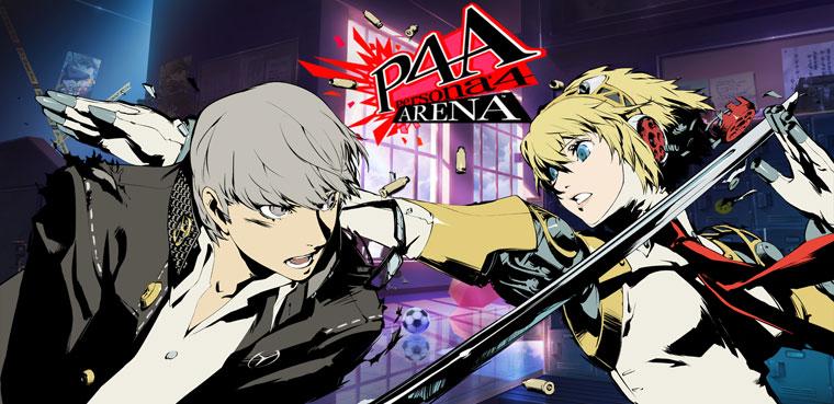 Persona 4 Arena para PS3 y Xbox 360