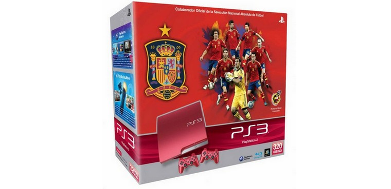 PlayStation3 roja