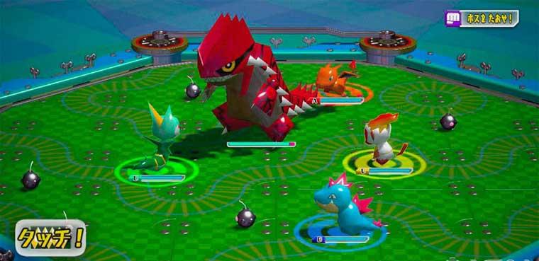 Pokémon Rumble U-Wii U