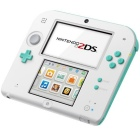 Nintendo 2DS color verde mar