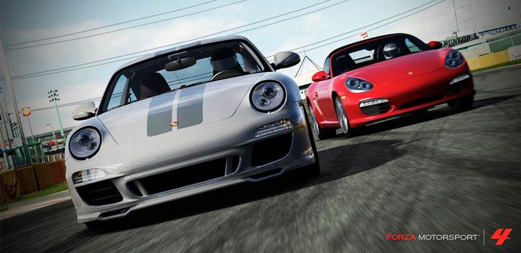 Forza Motorsport 4 - Expansión Porsche