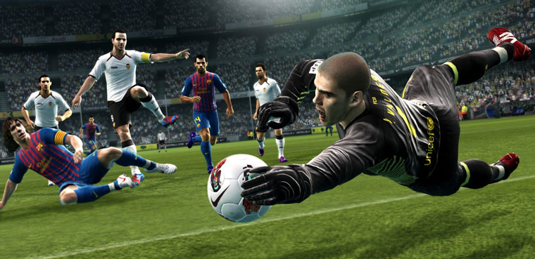 PES para PC, PS3, Xbox 360, Wii U
